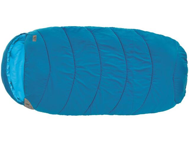 Easy Camp Ellipse Sovepose blå